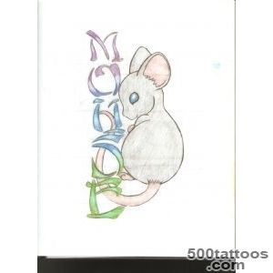 Mouse Tattoo I want to get by mousegurl15 on DeviantArt_21