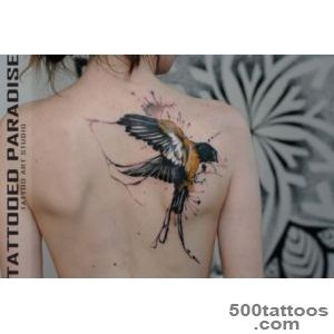 101 Perfectly Raw Nature Tattoos Designs and Ideas_36