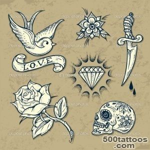 1000+ ideas about Old School Tattoos on Pinterest  Tattoo New _1