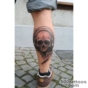 Leg Tattoos for Men   Ideas and Designs for Guys_9