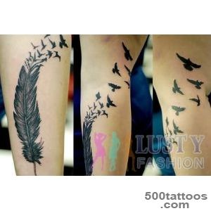 Top 20 Tattoos Designs for Legs and Thighs   LustyFashion_43