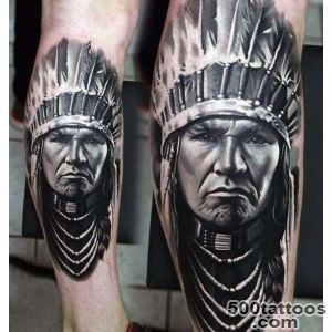 Top 75 Best Leg Tattoos For Men   Sleeve Ideas And Designs_22