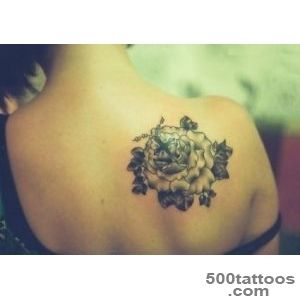 25 Awesome Shoulder Blade Tattoo Designs_10