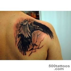 25 Awesome Shoulder Blade Tattoo Designs_12