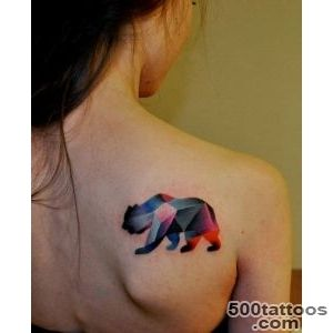 65 Beautiful Shoulder Blade Tattoos_26