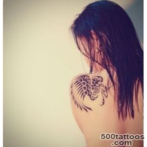 70 Magnificent Shoulder Tattoo Designs_8