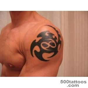 65 Shoulder Tattoos to Die For_44