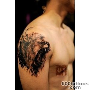 100 Exceptional Shoulder Tattoo Designs for Men and Women_11