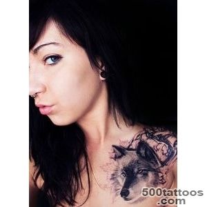 100 Exceptional Shoulder Tattoo Designs for Men and Women_22