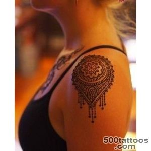 100 Exceptional Shoulder Tattoo Designs for Men and Women_35