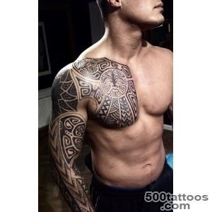 Top 50 Best Shoulder Tattoos For Men   Next Luxury_9