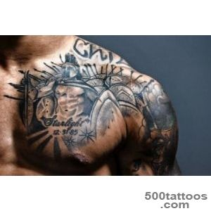 Top 50 Best Shoulder Tattoos For Men   Next Luxury_29