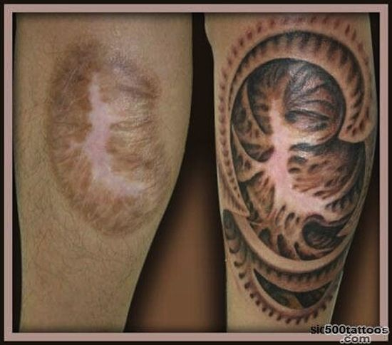Scar Cover Up Tattoos  EgoDesigns_24