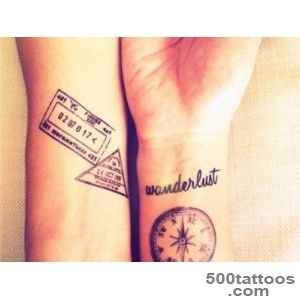 45 Unique Small Wrist Tattoos for Women and Men   Simplest To Be Drawn_17