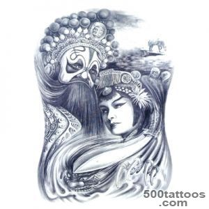 Compare Prices on Oriental Tattoos  Online Shoppinguy Low Price _28