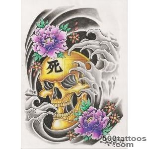 Oriental Japanese Tattoo Design Real Photo, Pictures, Images and _11