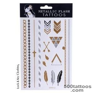 Flash Tattoos  Lock amp Key Clothing_29