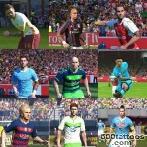 PES 2016 Tattoo Pack v1 By donyavia   PES Patch_50