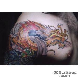 New York Tattoo Parlor  Rising Dragon, One of The Best Tattoo _42