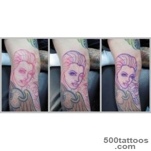 Basic Pin Up Head ~ with the Tattoo Pen « Tim Hendricks_48