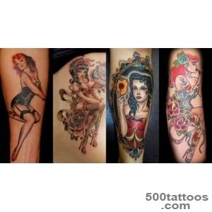 Pop Culture And Fashion Magic Pin up girls and pin up tattoos – a _34