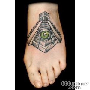 35+ Incredible Pyramid Tattoos_4