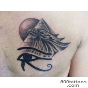 35+ Incredible Pyramid Tattoos_18