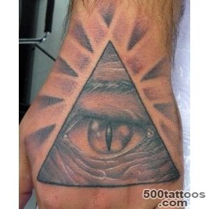 Pyramid Tattoo Images amp Designs_15