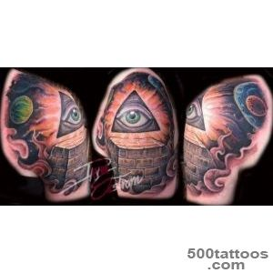 PYRAMID TATTOOS   Tattoes Idea 2015  2016_13