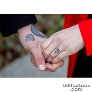 8 Tattoo Wedding Ring Ideas That Show Your Commitment For, Like, Ever_45
