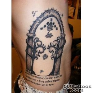 25 Mystic Lord Of The Rings Tattoos_39