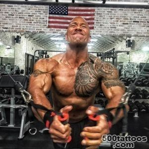 Dwayne #39The Rock#39 Johnson#39s Tattoos  Inked Magazine_50