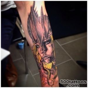 50 Exceptional Viking Tattoo Designs_38