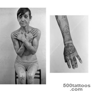 Russian Criminal Tattoo Encyclopaedia Volume I  Current _9