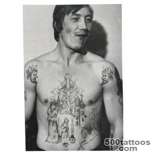 The coded world of Russian prison tattoos_49