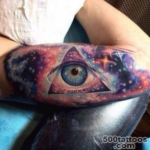 40 Space Tattoo Ideas  Art and Design_1