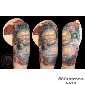 Worldwide Tattoo Conference  Tattoos  James Kern  Space coverup _20