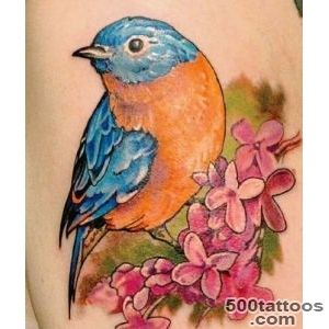 Sparrow Tattoos   Bird Tattoo Designs ~ Tattoo Pictures_46