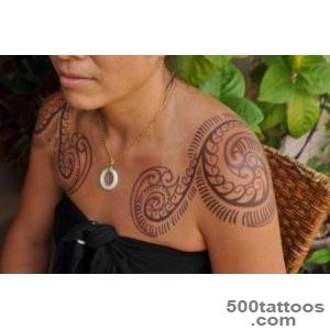 Female Shoulder Spiral Fern Tattoo by Dave Rodriguez  Tattoos by _37