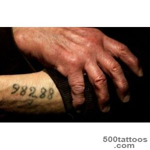 Auschwitz Metal stamps used by the SS to tattoo prisoners found _33