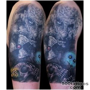 Biomechanical Tattoos and Designs Page 247_4