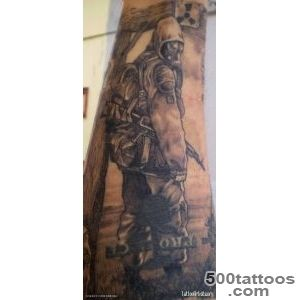 Stunning Post Apocalyptic Tattoos  TAM Blog_15