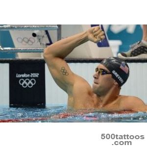 Olympic ink 50 more tattoos on the world#39s best athletes_24