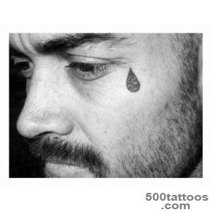27 Tear Eye Tattoos   Meanings, Photos, Designs for men and women_22