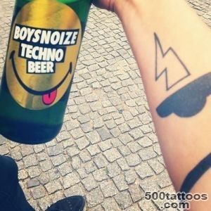 Techno beer and tattoo   Tattoos and Tattoo Designs_30