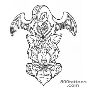Totem Tattoo Designs  MadSCAR_33