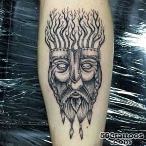 50 Exceptional Viking Tattoo Designs_8