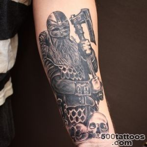 50 Exceptional Viking Tattoo Designs_22