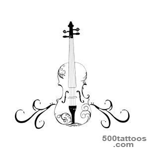 Pin Pin Violin Soul Music Tattoos On Pinterest on Pinterest_5