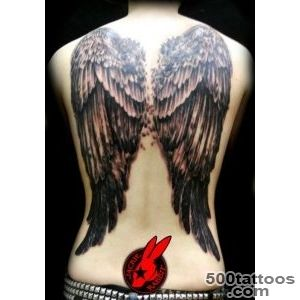 33 Best Angel Tattoos Ideas for Women  Styles Weekly_44